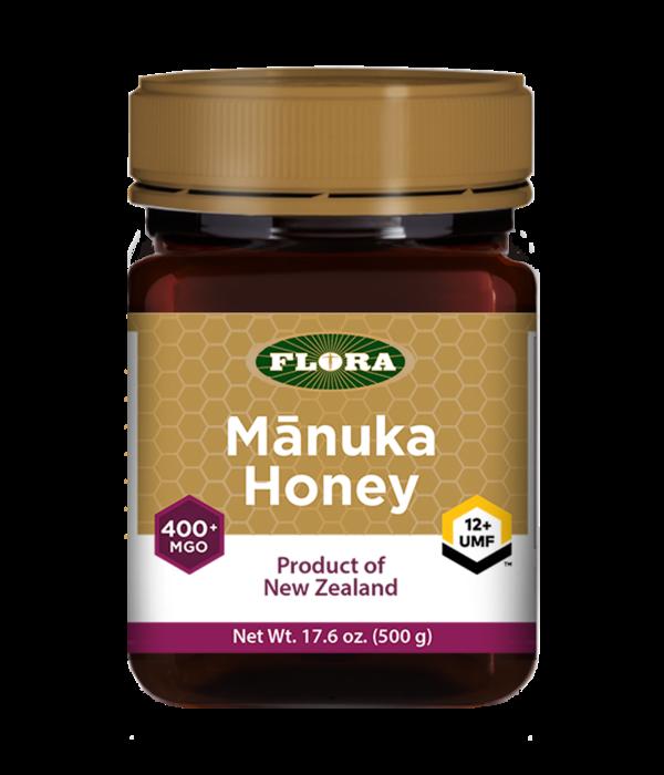 Flora Manuka Honey 400+ MGO / 12+ UMF 17.6oz