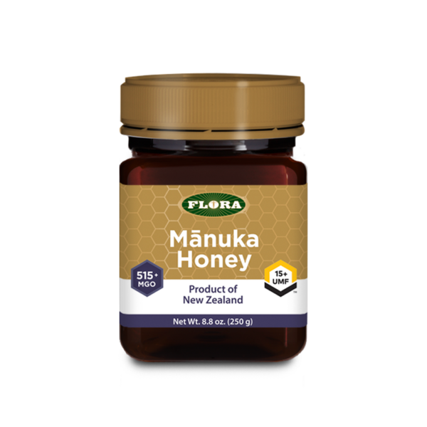 Manuka Honey 515+ MGO / 15+ UMF 8.8oz