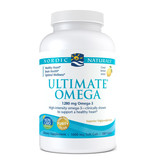 Nordic Naturals NN Ultimate Omega 1280mg 180ct
