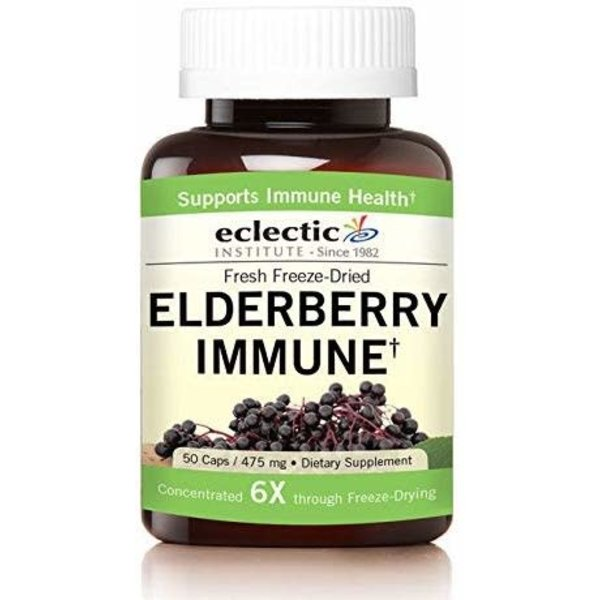 Elderberry Immune 475mg 50ct