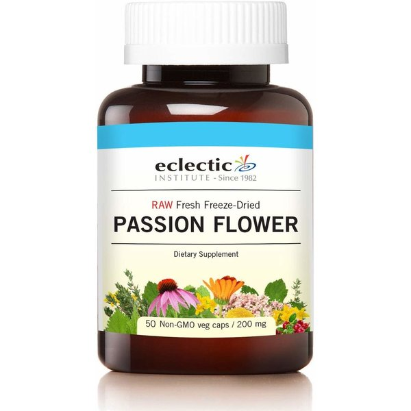 Passion Flower 200mg 50ct