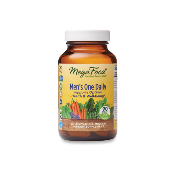 MegaFood Men's One Daily 90ct 00