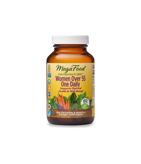 MegaFood MegaFood Women Over 55 One Daily 60ct