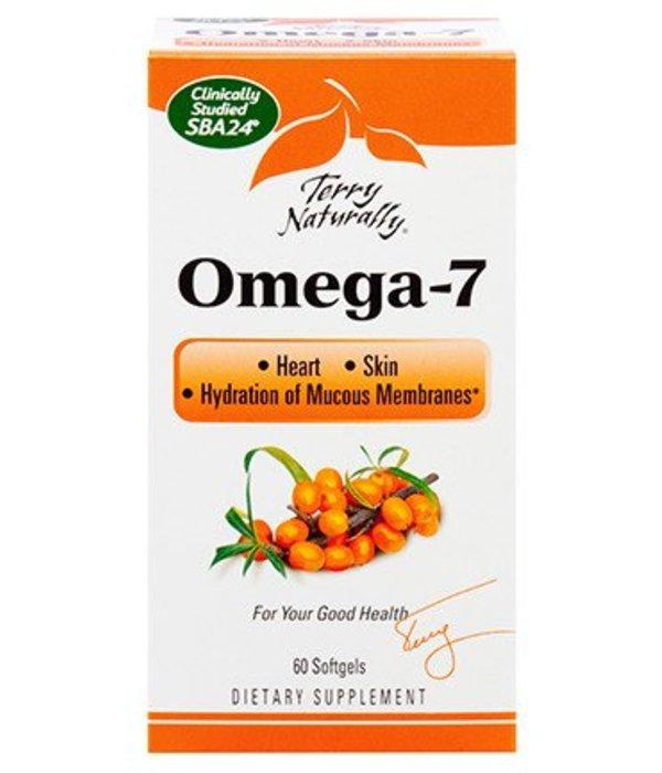 Europharma Terry Naturally Omega-7 60 ct