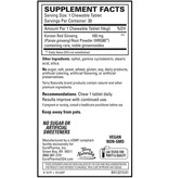 Europharma Terry Naturally Red Ginseng Energy HRG80™ Easy Chew Tablets 30 ct