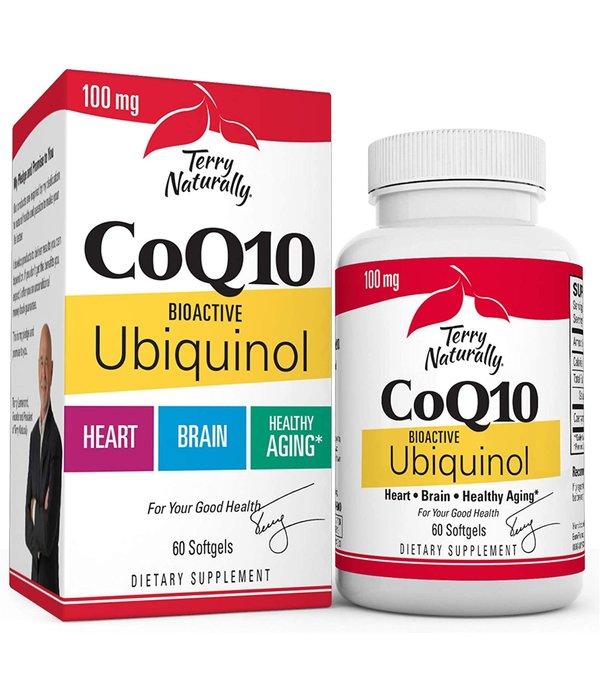 Europharma Terry Naturally CoQ10 Ubiquinol 100mg 60ct