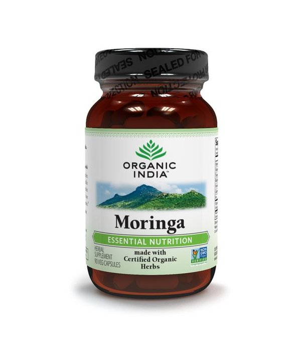 Organic India Moringa 90ct