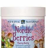 Nordic Naturals Nordic Naturals Nordic Berries Cherry Berry Flavor 120 ct