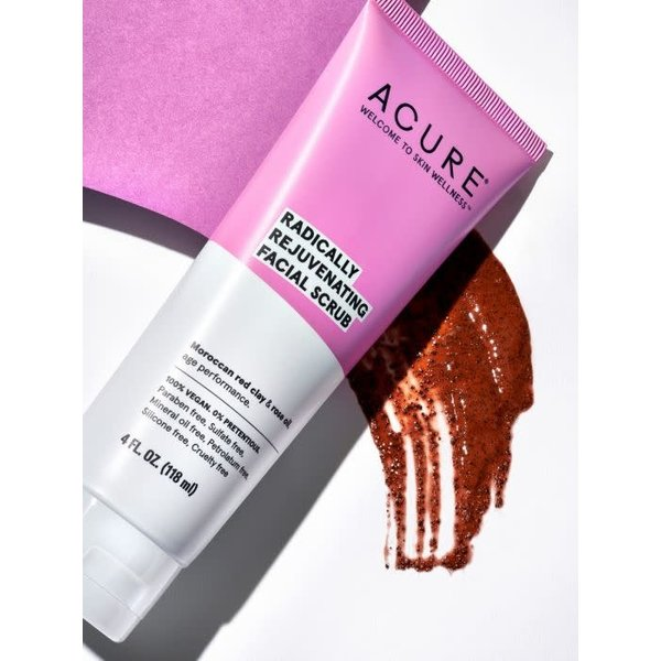 Radically Rejuvenating Facial Scrub 4oz