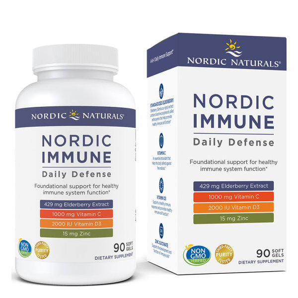 Nordic Immune Daily Defense 90ct