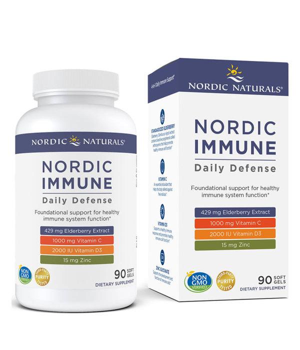 Nordic Naturals Nordic Naturals Nordic Immune Daily Defense 90ct