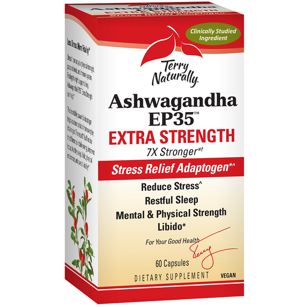 Ashwagandha EP35 Extra Strength  60ct