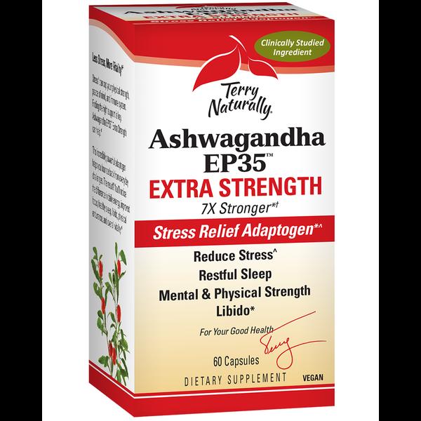 Ashwagandha EP35 Extra Strength  60ct