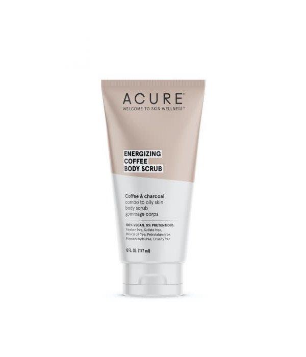 Acure Acure Energizing  Coffee Body Scrub 6oz