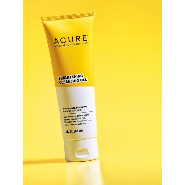 Brightening Cleansing Gel 4oz
