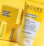 Acure Acure Brightening Night Cream 1.7oz