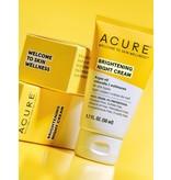Acure Brightening Night Cream 1.7oz