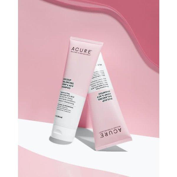 BuildUp Balancing Hemp & ACV Shampoo 8oz