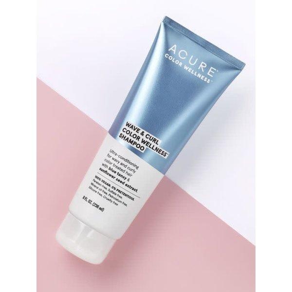 Wave & Curl Color Wellness Shampoo 8oz
