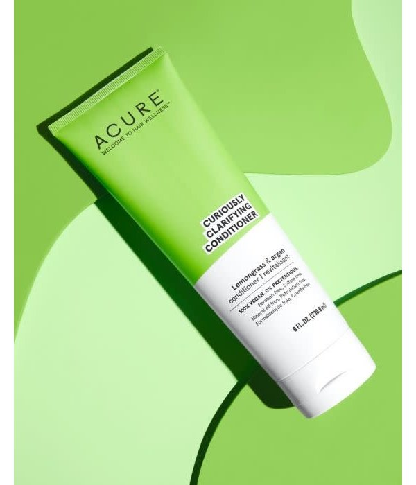 Acure Acure Curiously Clarifying Conditioner