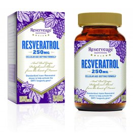 Reserve Life Resveratrol 250 mg 60 ct