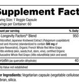 Reserve Life Reserveage Nutrition Resveratrol 500 mg 60 ct