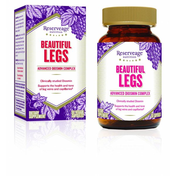 Reserveage Nutrition Beautiful Legs