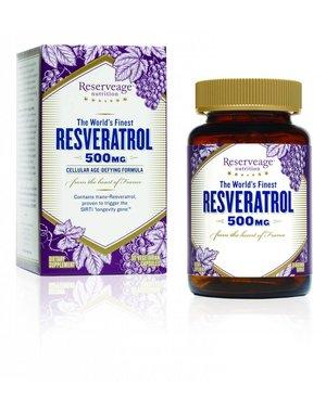 Reserve Life Resveratrol 500mg 30ct