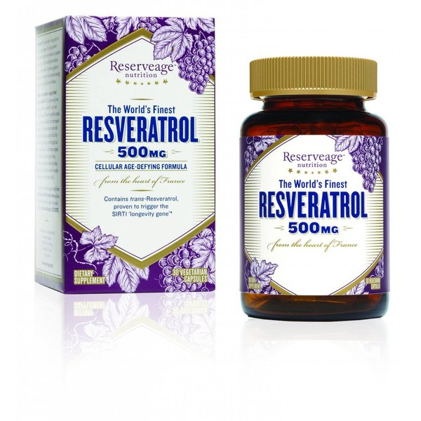 Resveratrol 500mg 30ct