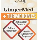 Europharma Terry Naturally GingerMed + Tumerones 60 ct 00