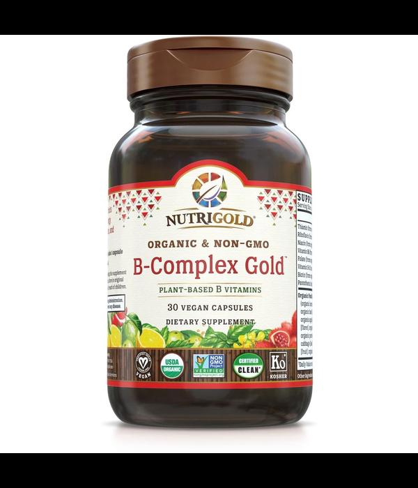 Nutrigold Nutrigold B-Complex 30 Capsules