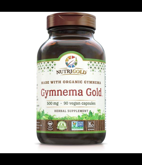 Nutrigold Nutrigold Gymnema Gold 500mg 90ct