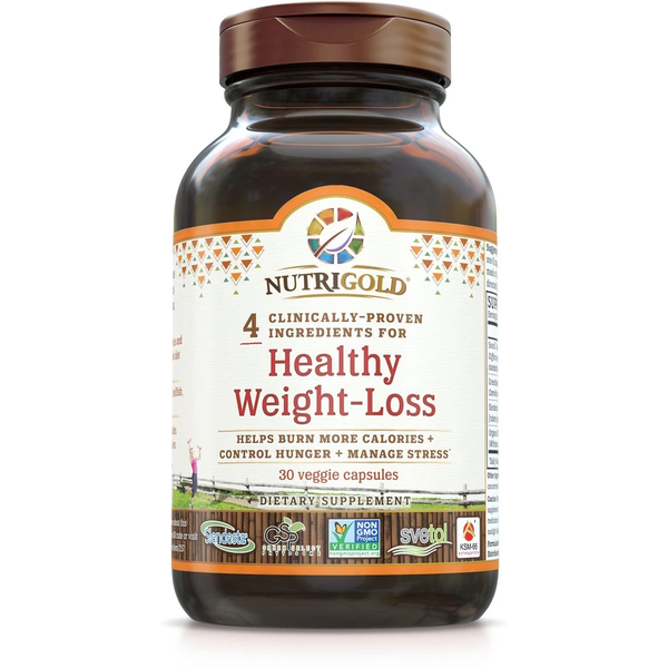 Healthy Weight-Loss Gold 30ct
