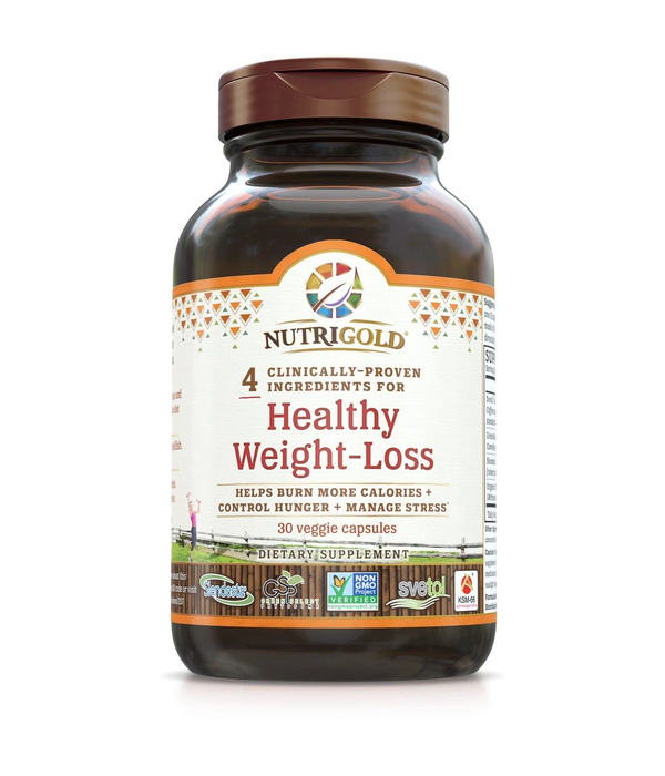 Nutrigold Nutrigold Healthy Weight-Loss Gold 30ct