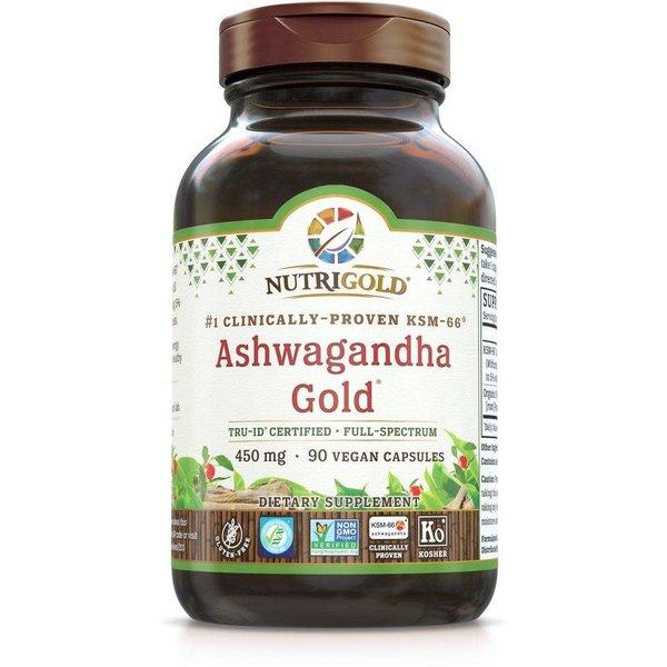 Ashwagandha Gold 450mg 90 ct