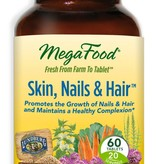 MegaFood MF Skin Nails Hair 60ct