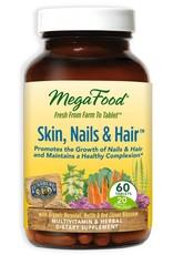 MegaFood Skin, Nails & Hair 60 ct