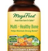MegaFood MegaFood Bone Health 120ct