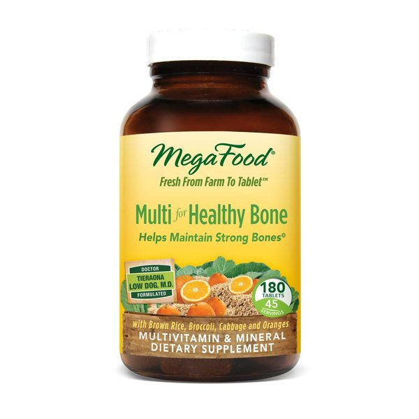 MegaFood Bone Health 120ct