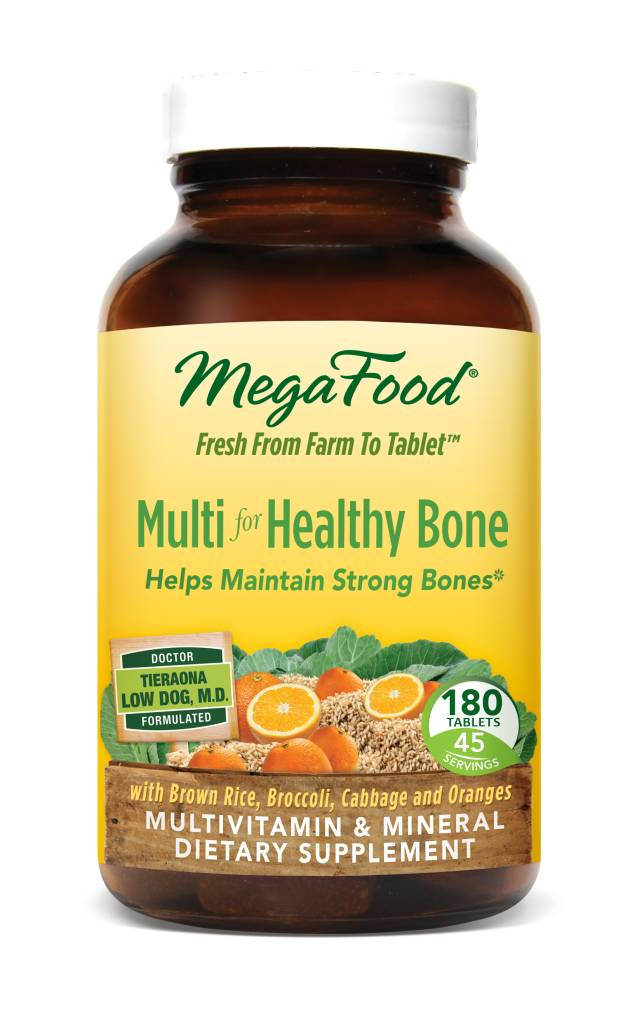 MegaFood Bone Health 120 ct