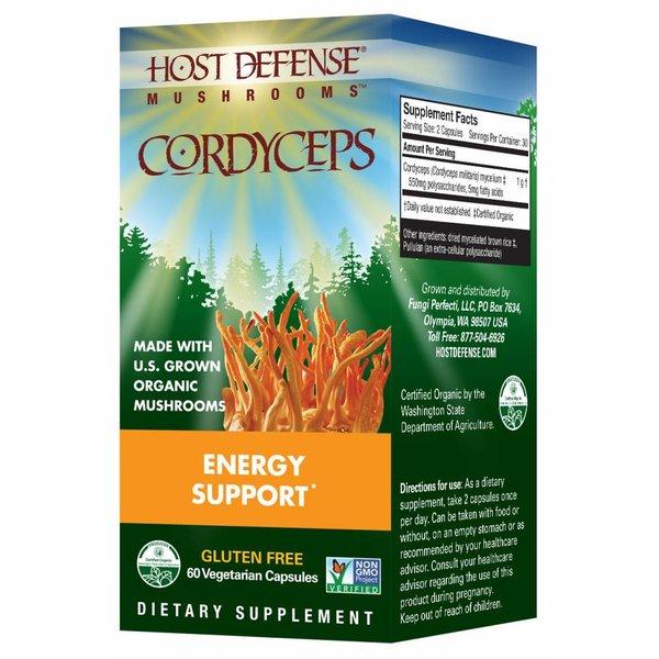 Cordyceps 60 ct