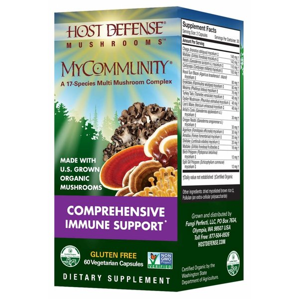 MyCommunity Immune Support 60 ct