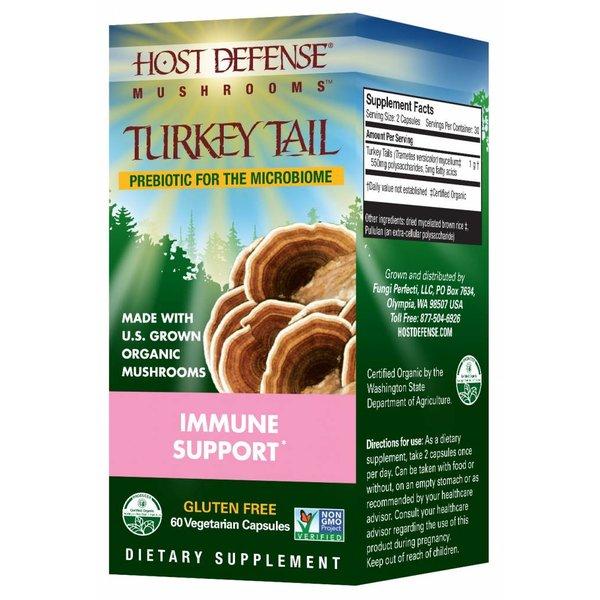Turkey Tail Immune Support 60 ct