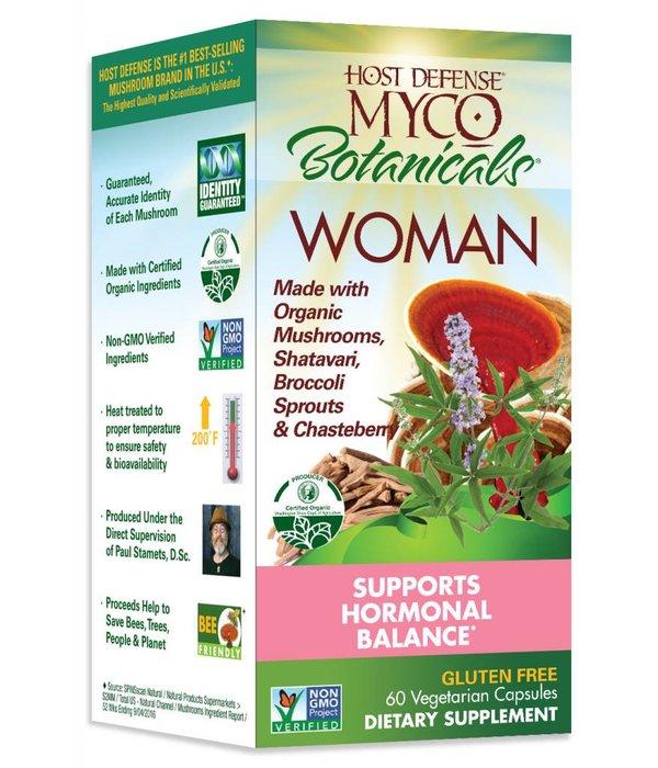 Host Defense MycoBotanicals Woman 60 ct