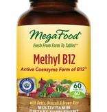 MegaFood Methyl B12 60 ct