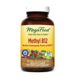MegaFood MegaFood Methyl B12 60ct