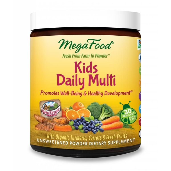 Kids Daily Multi Nutrient Booster Powder 1.8 oz