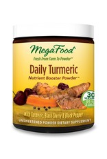 MegaFood Daily Turmeric Nutrient Booster Powder 2.08 oz