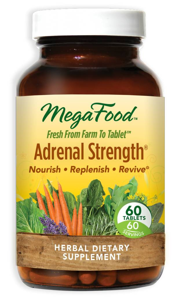 MegaFood Adrenal Strength® 60 ct