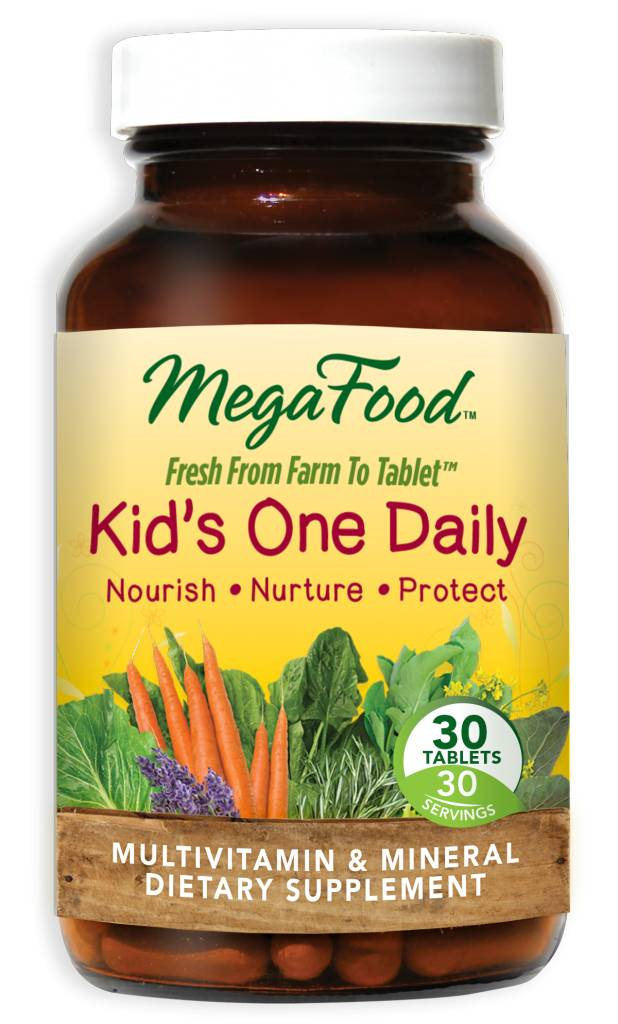 MegaFood Kids One Daily 30 ct